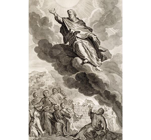 Inquietantes párrafos de la Biblia con menciones a alienígenas - 1