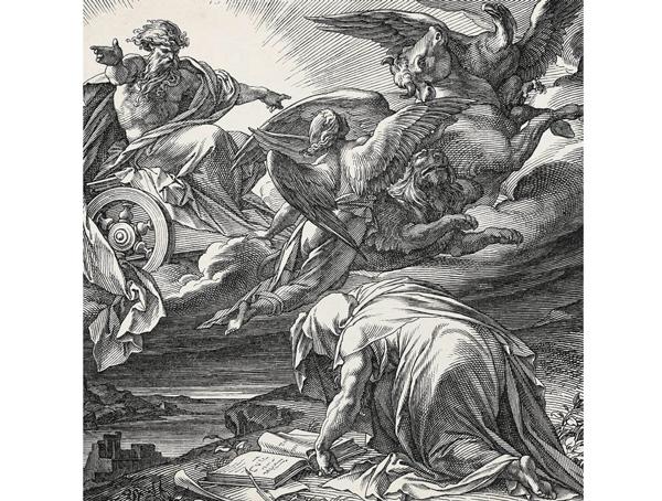 Inquietantes párrafos de la Biblia con menciones a alienígenas - 2