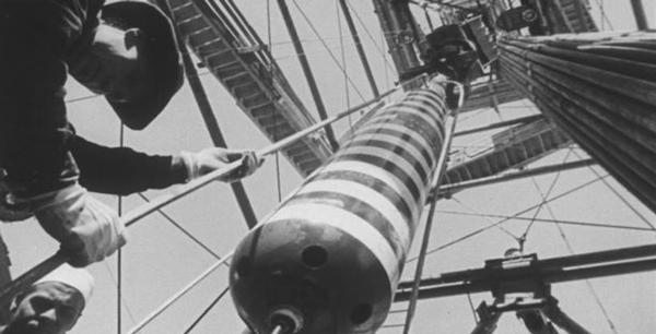 Cuando la URSS apagó un pozo de gas con una bomba nuclear - 1