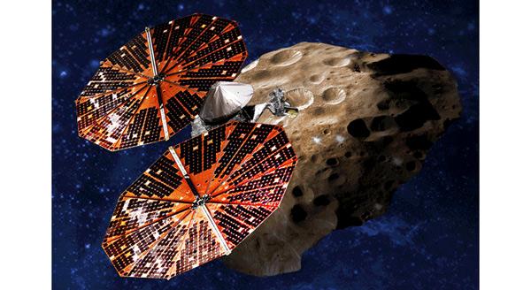 La NASA lanzará una cápsula del tiempo para futuros terrícolas - 1