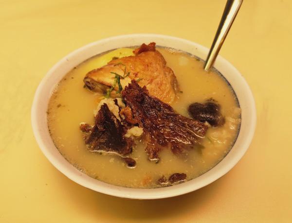 Sopa de Cardán.