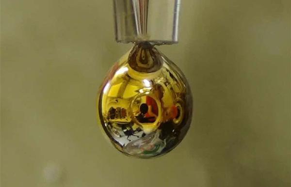 Hito científico: logran crear agua metálica en la Tierra - 1