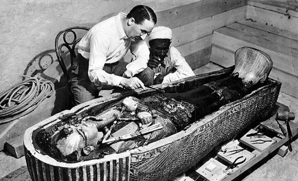 Daga Tutankamon