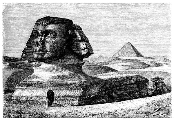 Por qué las estatuas del Antiguo Egipto tienen las narices rotas - 2