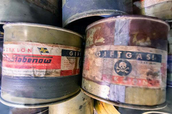 Zyklon-B: el gas ideado por los nazis para asesinar a millones - 2