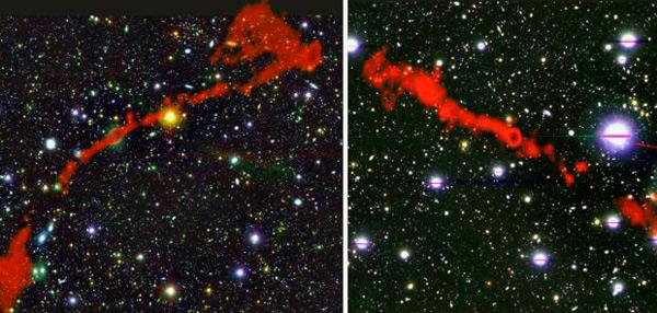 Monstruosas Galaxias