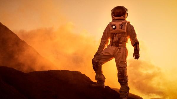 Gobierna Marte