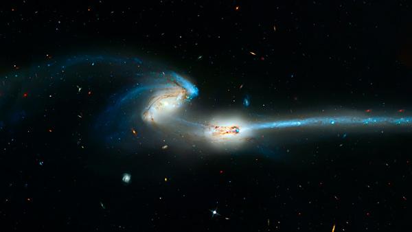 Muerte Galaxia