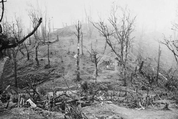 Batalla Olvidada Kohima