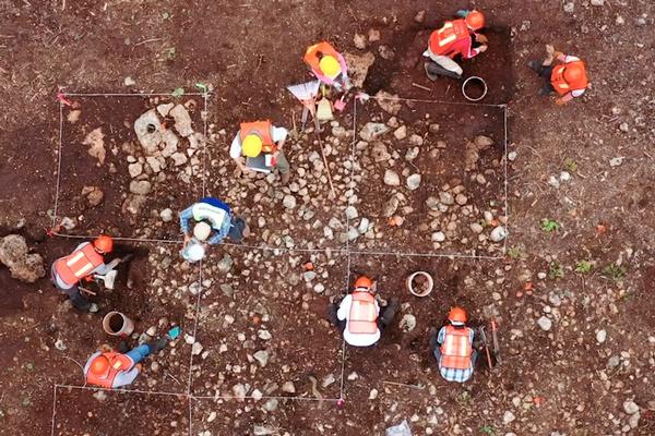 México: descubren más de 8 mil reliquias arqueológicas en la ruta del Tren Maya - 1