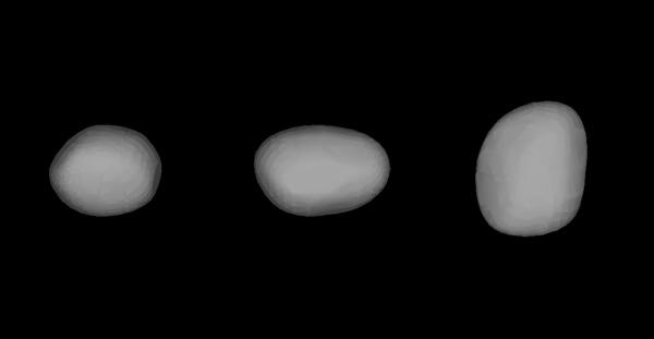 Asteroide Dorado