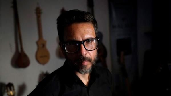 El músico mexicano designado para enviar un mensaje a los extraterrestres - 1
