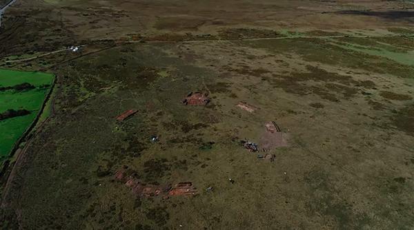 Descubren el Stonehenge original, siguiendo los rastros de la leyenda del mago Merlín - 1