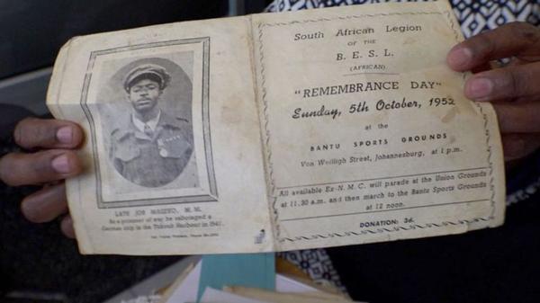 """El héroe de la II Guerra al que no condecoraron """"por ser negro"""" - 2"""