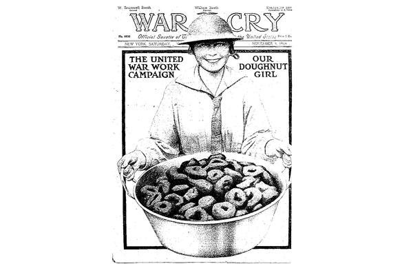 Donas: la increíble historia de un bocadillo que nació con la guerra - 1
