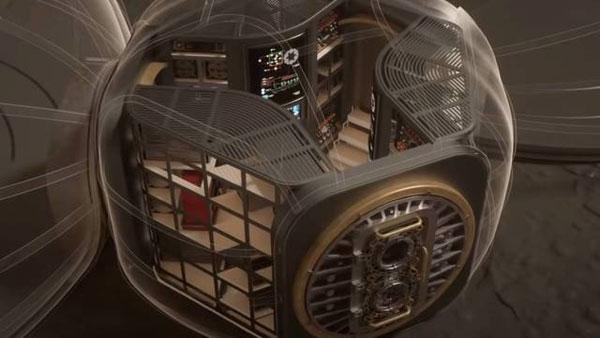 Módulos habitables que serán construidos con partes de las naves Starship