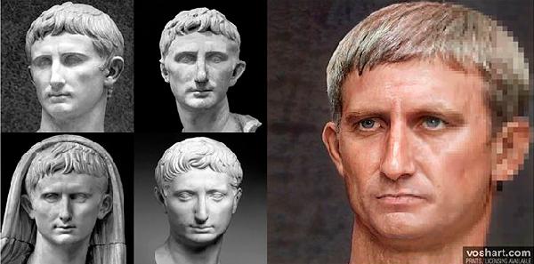 Inteligencia Artificial: así era el rostro de los emperadores romanos - 5