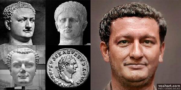Inteligencia Artificial: así era el rostro de los emperadores romanos - 7