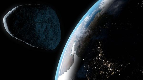 Esto pasaría si un asteroide impactara sobre la Tierra - 1