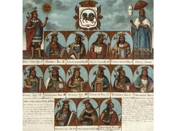 Incas republicanos: descendientes de la nobleza que viven en Perú - 3