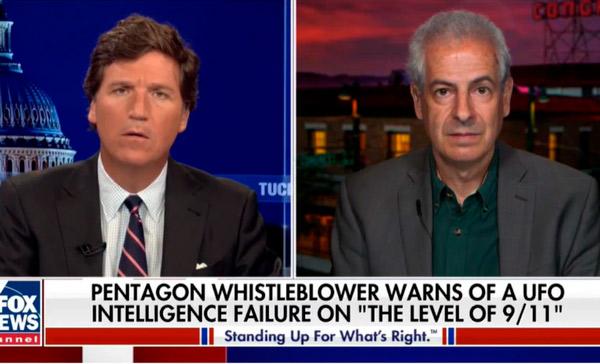 Ovnis: alerta por las revelaciones de un informe del Pentágono - 1