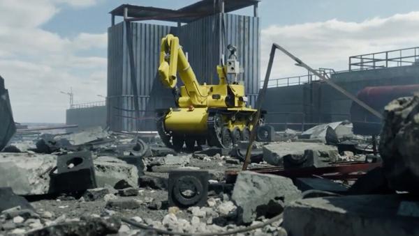 Joker, el robot que debía limpiar Chernóbil y murió inmediatamente - 1