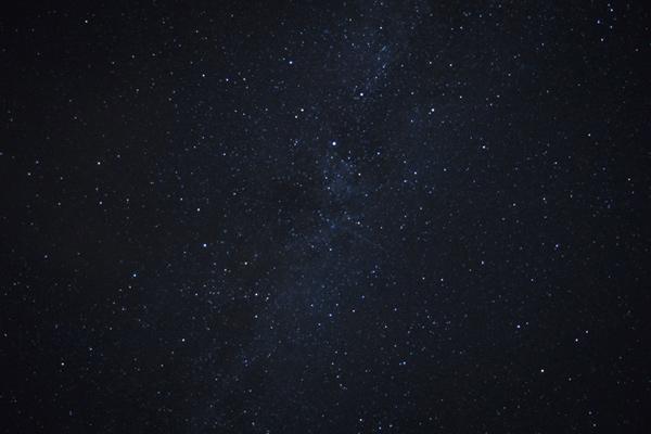 Noche estrellada.