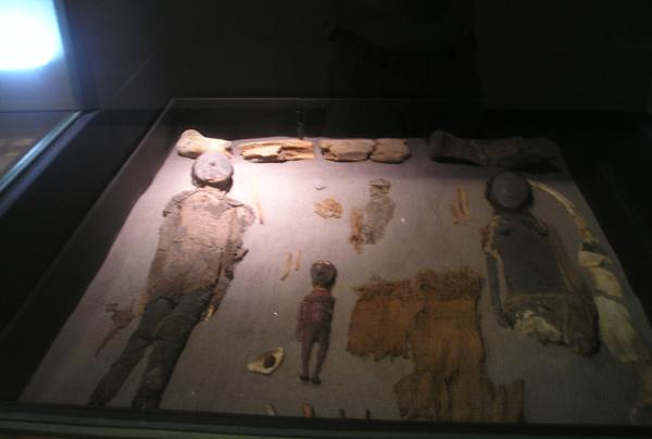 Declaran a las momias Chinchorro Patrimonio de la Humanidad - 1