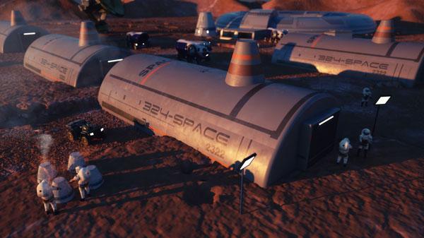 La NASA se acerca a su primera misión tripulada a Marte - 1