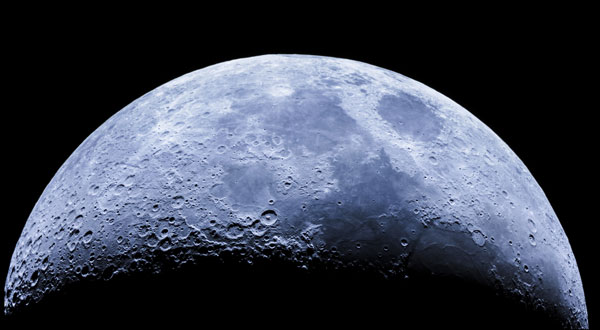 Alerta Nasa: la órbita lunar provocaría