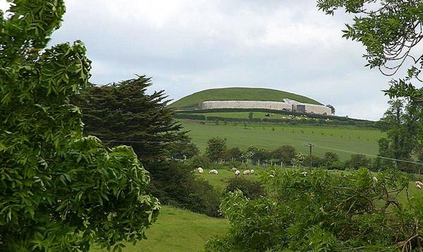 Pasaje de Newgrange.