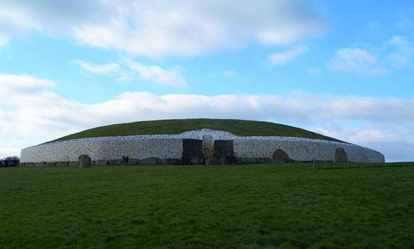 Newgrange, Irlanda.