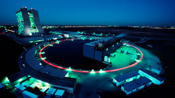 El Fermilab.