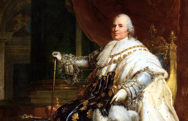 Luis XVIII.