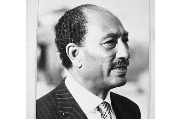 Anwar al Sadat
