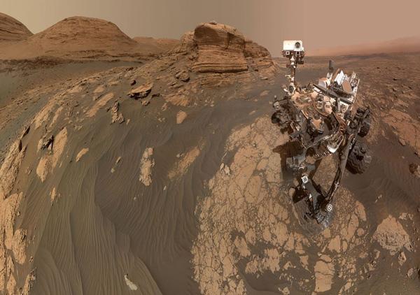 Pruebas de vida pasada en Marte podrían haber sido borradas - 1