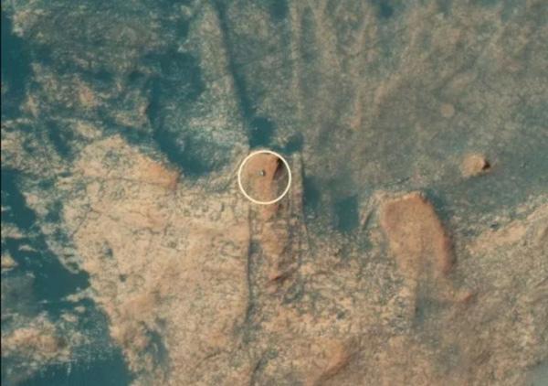 Pruebas de vida pasada en Marte podrían haber sido borradas - 2