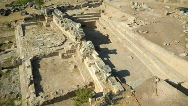 Descubren cómo funcionaba la antigua Puerta romana al infierno - 1