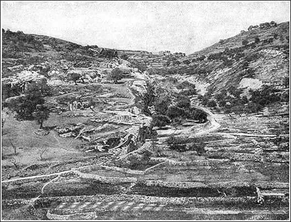 Valle de Hinnom.