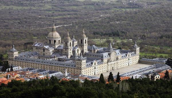 Monasterio El Escorial.