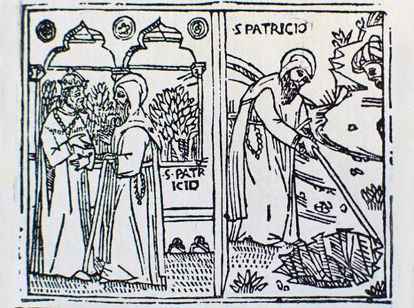 Purgatorio de San Patricio.