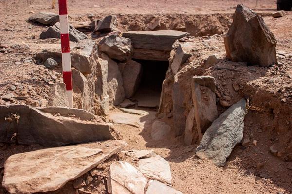 Descubren una represa milenaria, anterior al Imperio incaico - 1