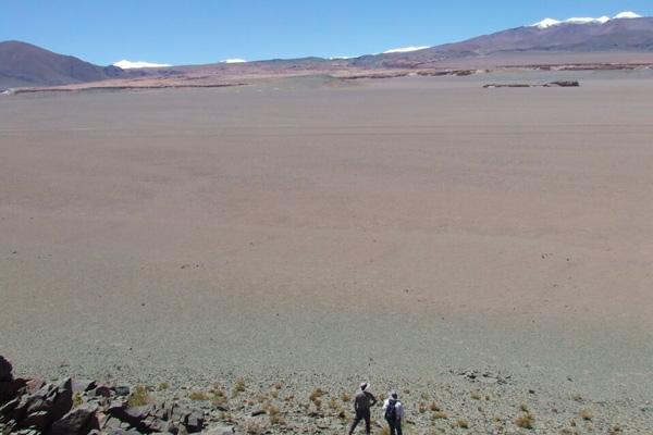 Descubren una represa milenaria, anterior al Imperio incaico - 3