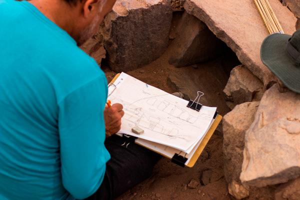 Descubren una represa milenaria, anterior al Imperio incaico - 2