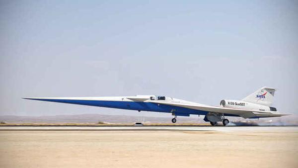 Prototipo del X-59.
