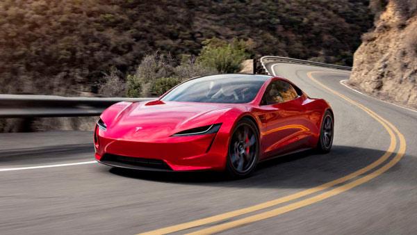 Elon Musk: el Tesla Roadster alcanzará 100 km/h en 1,1 segundos - 1