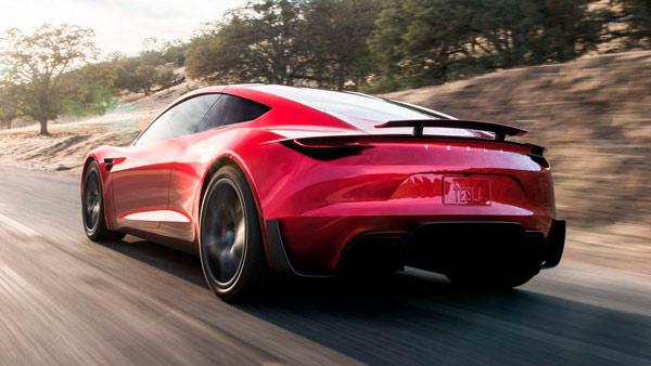 Elon Musk: el Tesla Roadster alcanzará 100 km/h en 1,1 segundos - 2