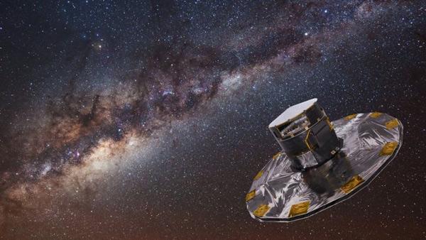 ¿Por qué la Vía Láctea está girando más lento? - 2