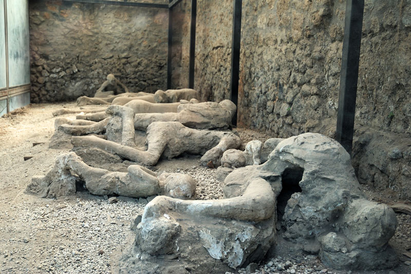Víctimas-Vesubio-pompeya
