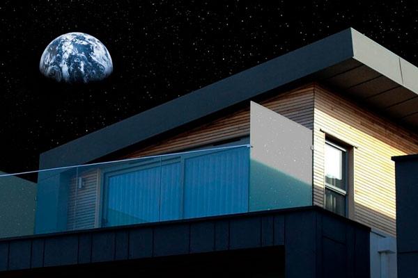 Vida en la Luna: cuánto cuesta una casa entre las estrellas - 1